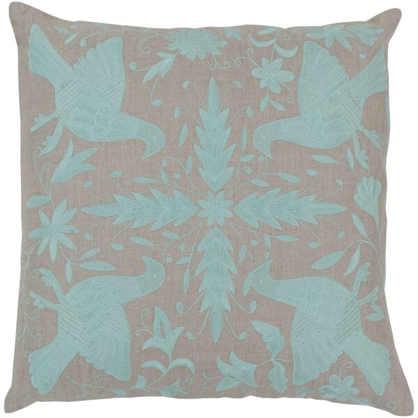 Rendova 100% Linen Throw Pillow Cover by Darby Home Co